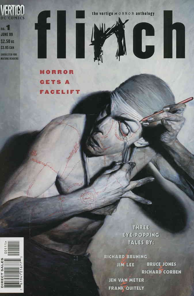 Flinch #1 FN ; DC/Vertigo comic book