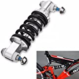 Lighter House 01 Pc. Imported Mountain Bike Shock Absorber Bicycle Bumper Spring Shock Absorber 750Lbs/In Rear Suspension MTB Shocks
