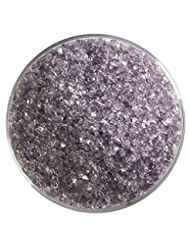 bullseye Translucent Frit, Medium Ale, Silver Gray