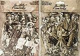 Idea-ology Tim Holtz Paper Dolls - Original and New Cast Members - 2 item bundle