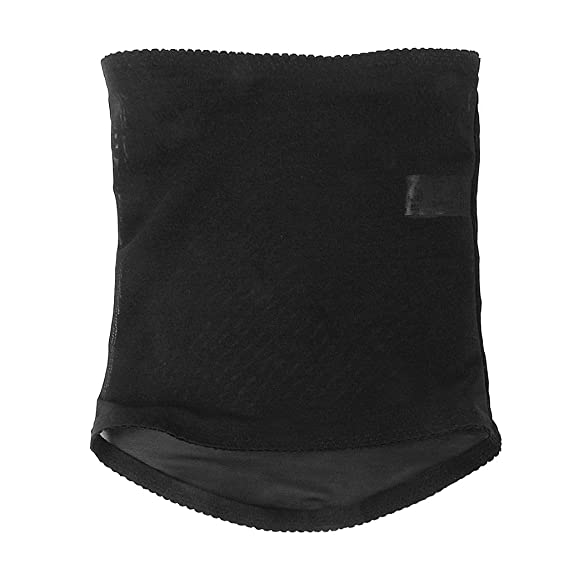1e77f8dcbf0f2 Imported Invisible Tummy Trimmer Body Shaper Waist Cincher Girdle Slimming  Belt-Black Size S  Amazon.in  Clothing   Accessories