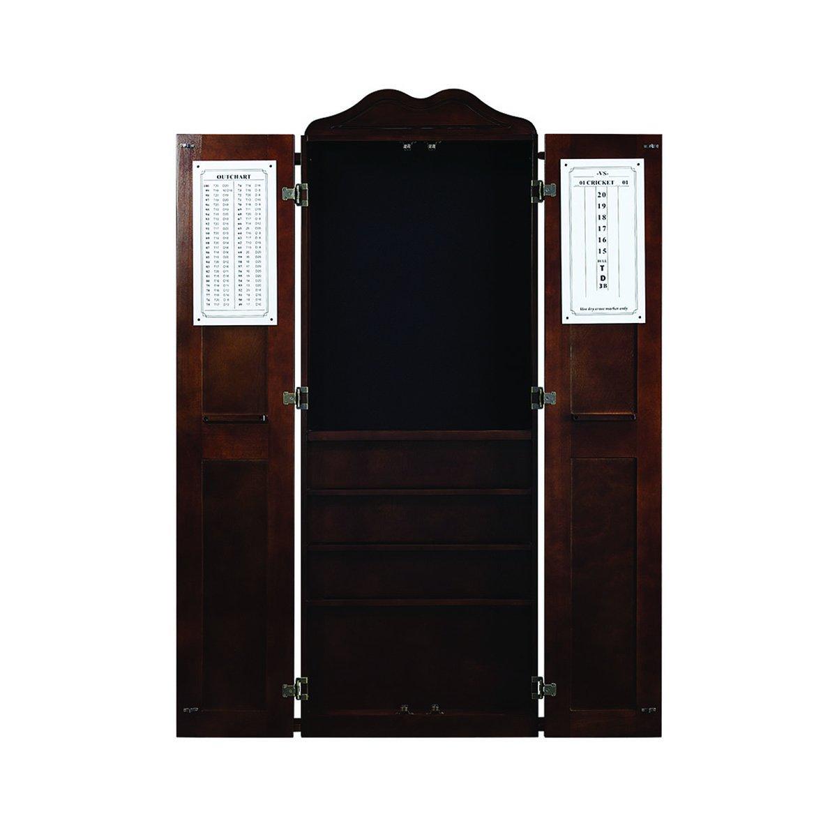 正規品 RAM Gameroom Dartboard Cabinet Cueホルダー – カプチーノ B07CCYXGYG Parent, 【楽ギフ_のし宛書】 460cf2bd
