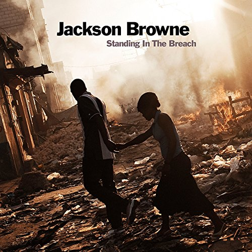 CD : Jackson Browne - Standing in the Breach (CD)