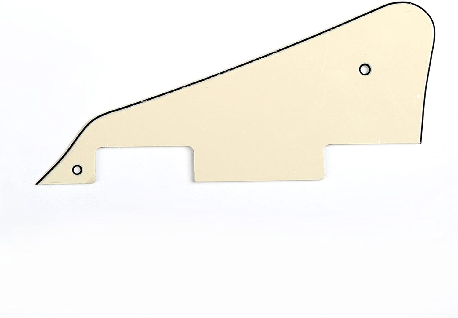 Pickguard For Gibson Les Paul Standard Or Custom 3-Ply NEW BLACK PEARLOID