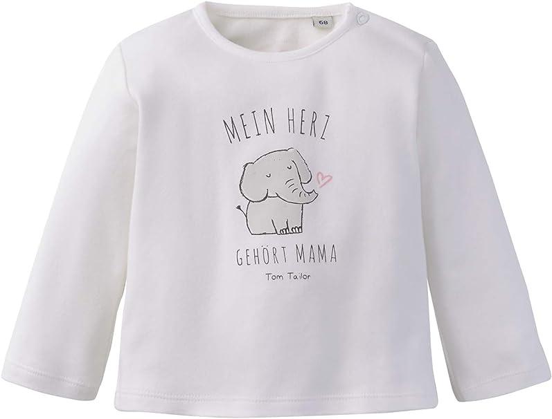 TOM TAILOR Baby-M/ädchen Langarmshirt