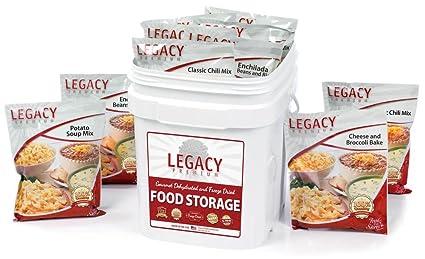Long Term Gluten Free Food Storage 60 Large Servings - 16 lbs Emergency Survival Meals  sc 1 st  Amazon.com & Amazon.com: Long Term Gluten Free Food Storage: 60 Large Servings ...
