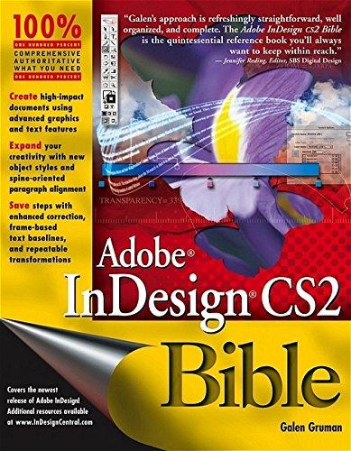 Adobe InDesign CS2 Bible -