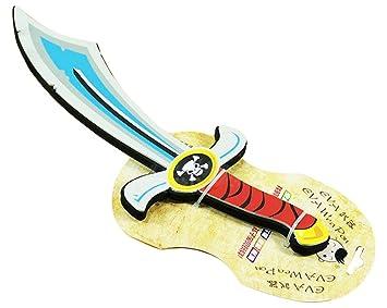 Seguridad Ninja Arma Juguetes Software Prop Espuma Guerrero ...