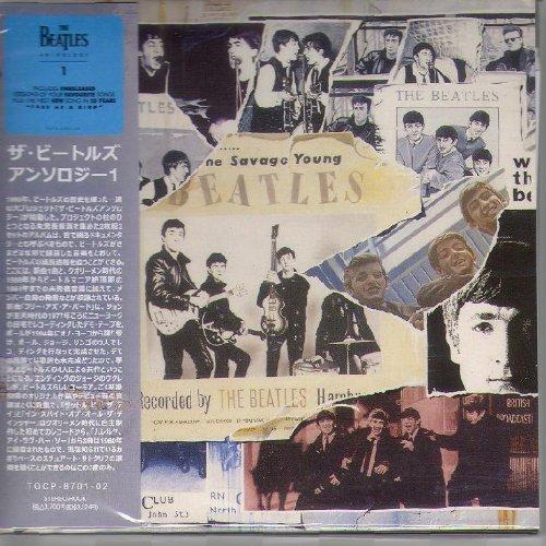 THE BEATLES ANTHOLOGY VOL.1 [2 CD MINI LP OBI]