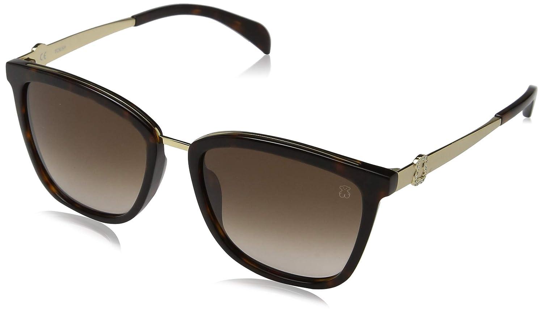 Tous Mujer n/a Gafas de sol, Marrón (Shiny Dark Havana ...