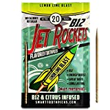 Jet Rocket B-12 Energy Toothpicks Lemon-Lime For Sale