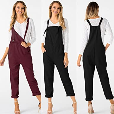 381f26a5598f Amazon.com  Hot Sale! Casual Overalls