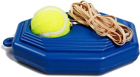 Equipo de entrenamiento para tenis, bola con goma elástica, de KRY ...