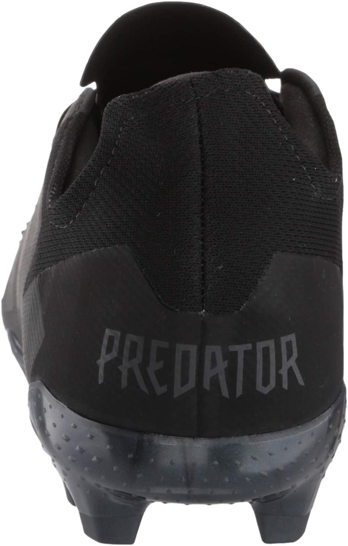 adidas Herren Predator 20.2 Firm Ground Fußballschuh Core Black Core Black Dgh Solid Grey