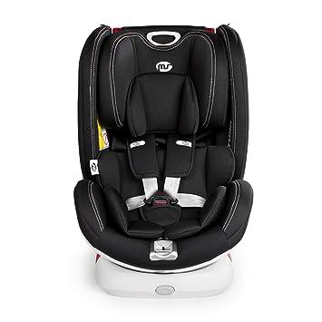 Innovaciones MS 874, Silla de coche giratoria dual Turn grupo 0/1/2/3: Amazon.es: Bebé