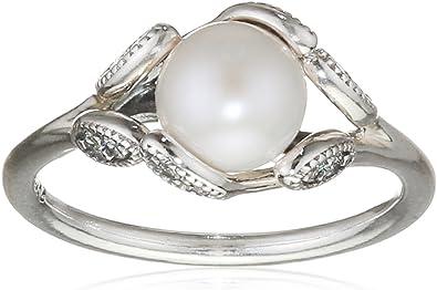 anello pandora con la perla