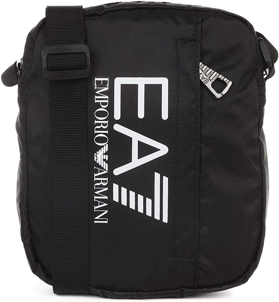 Emporio Armani EA7 TRAIN PRIME U POUCH BAG SMALL C Bolso pequeño/Cartera de mano hombres Gris Bolso pequeño/Cartera