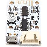 ミニデジタルオーディオアンプボードUSB電源3W + 3Wブルートゥースオーディオレシーバー(スピーカー用)