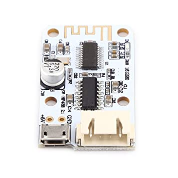Mini Audio Digital Board Amplificador de audio USB Fuente de audio 3W + 3W Bluetooth Audio