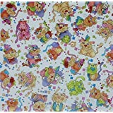 Happy Cats~Tossed Cats~Cotton Fabric by Quilting Treasures~1649-24415-X~ for Quilting and Sewing