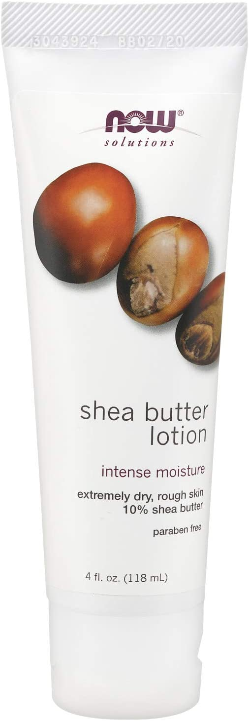 Now Foods - Shea Butter Lotion 4 oz