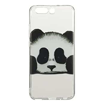 coque huawei p10 silicone panda