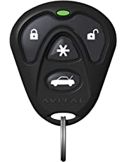 Avital 7143L 4 Button Replacement Remote Transmitter