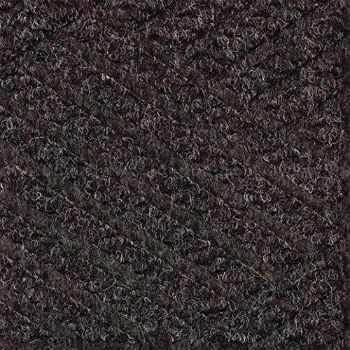 - Waterhog Eco Elite Fashion Fabric Border Scraper/Wiper Mat, Chestnut Brown, 3' x 5' (3 Units)