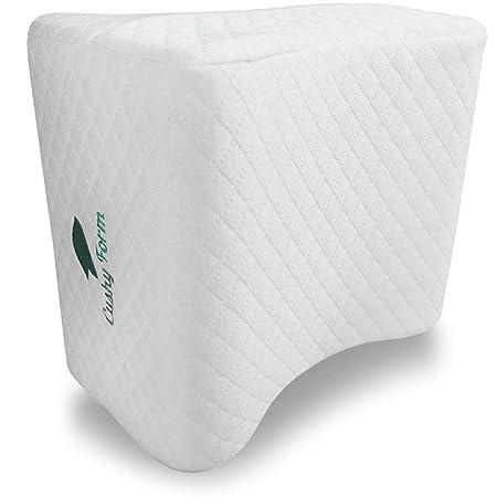 Cushy Form Wedge Knee Pillow