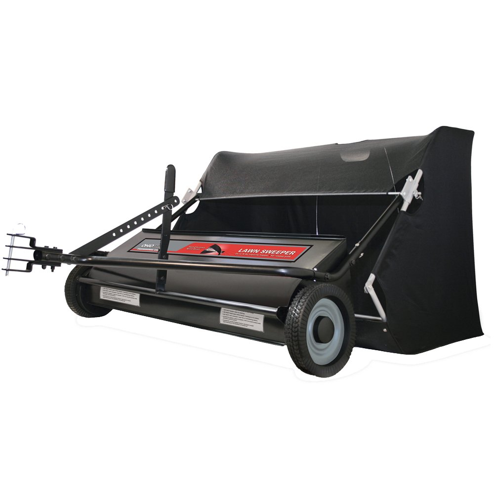 "best lawn sweeper - Ohio Steel 42SWP22 Sweeper Spiral Brush, 42""/22 cu. ft."