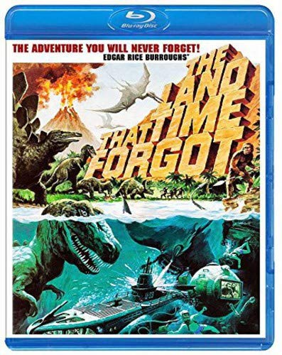Land That Time Forgot [Blu-ray] (The Land Before Time Puppets)