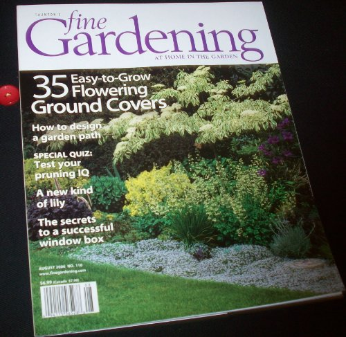 Taunton's Fine Gardening July/August 2006 - No. 110