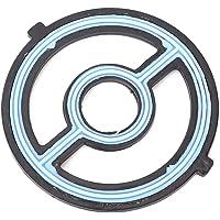 beioust 10//13 Row AN10 Engine Oil Cooler Kit Oil Filter Cooler-D