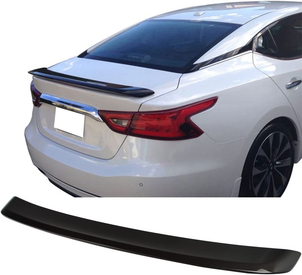 OE2 Factory Trunk Spoiler Forqed Bronze Metallic #CAT Compatible With 2016-2020 Nissan Maxima A36 IKON MOTORSPORTS
