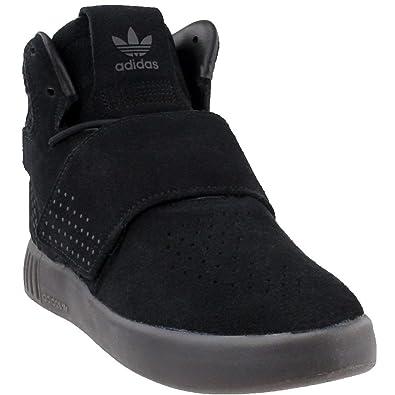 newest collection 73a60 b4746 adidas Kids Unisex Originals Tubular Invader Strap Shoes (4)