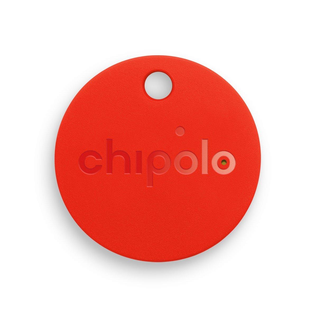 Chipolo Classic 2N Gen - Llavero localizador, Color Rojo ...