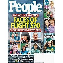 Malaysia Airlines Flight 370 l Savannah Guthrie l L'Wren Scott & Mick Jagger l Princess Kate - March 31, 2014 People