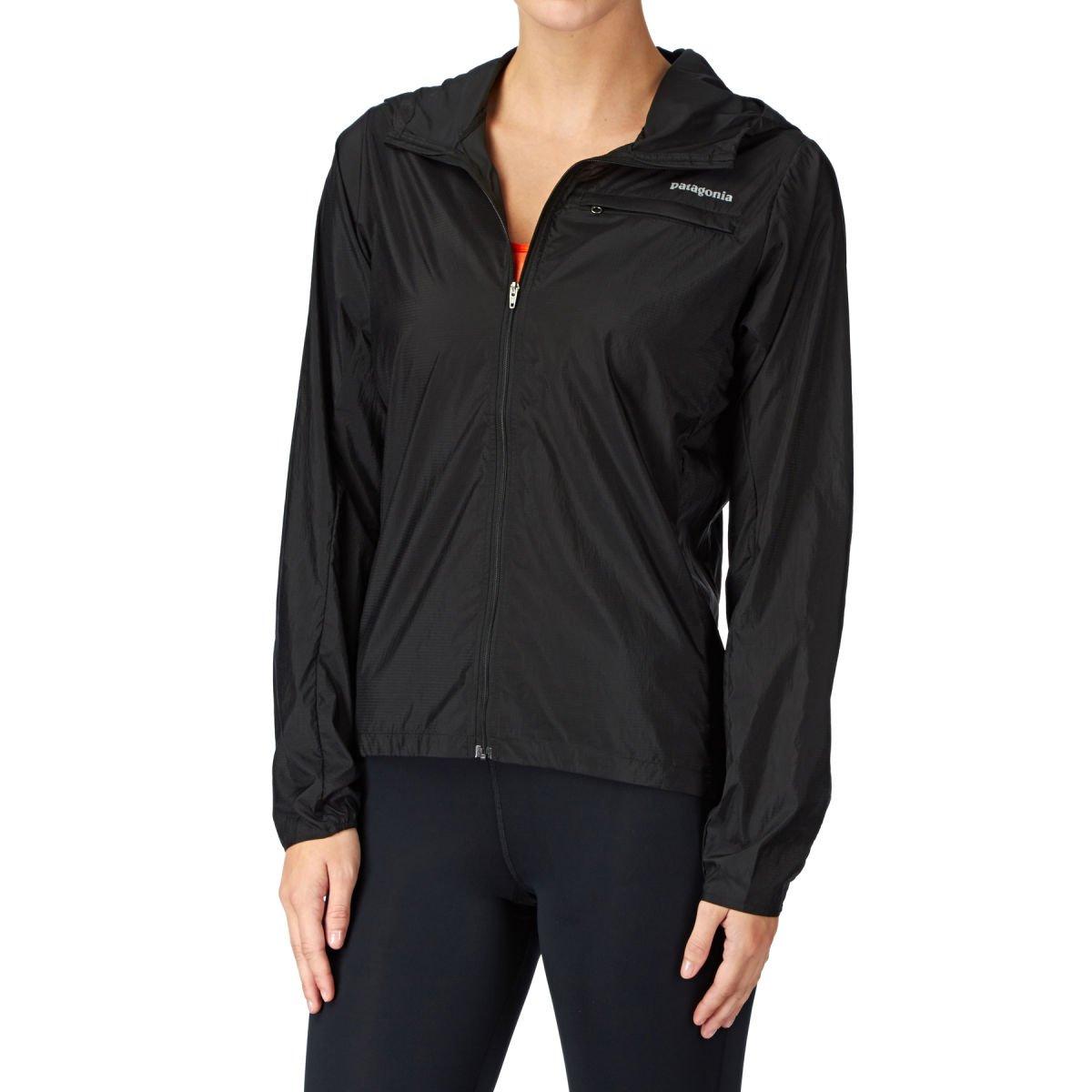 49ce4366b Patagonia Houdini Jacket - Women's Black, S: Amazon.ca: Sports ...