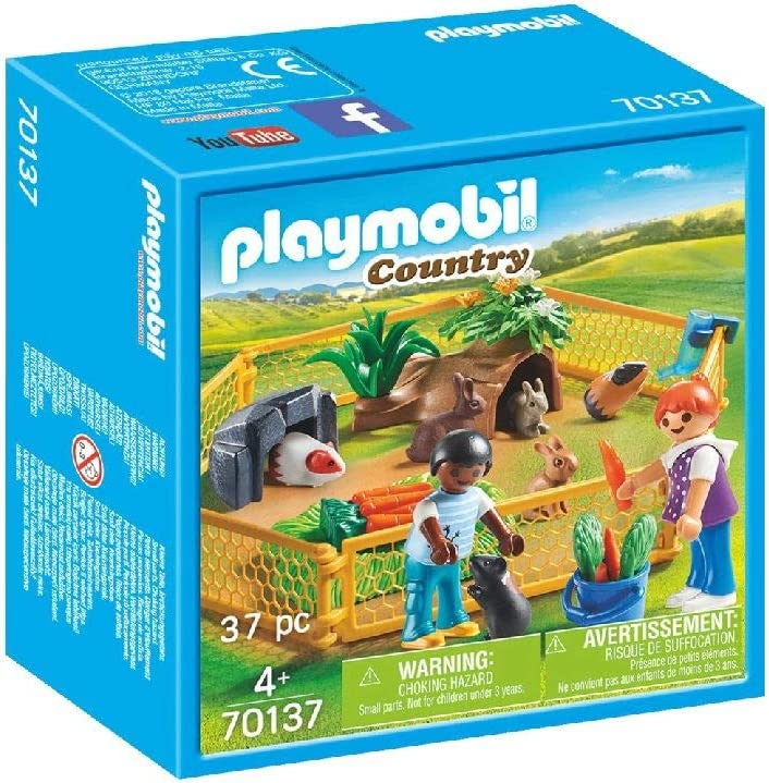 Playmobil Country Recinto Animales Granja