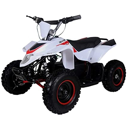 amazon com 500 watt electric four wheeler atv kids sport quad for