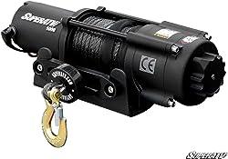 SuperATV 5000 lb. Black Ops Winch Review