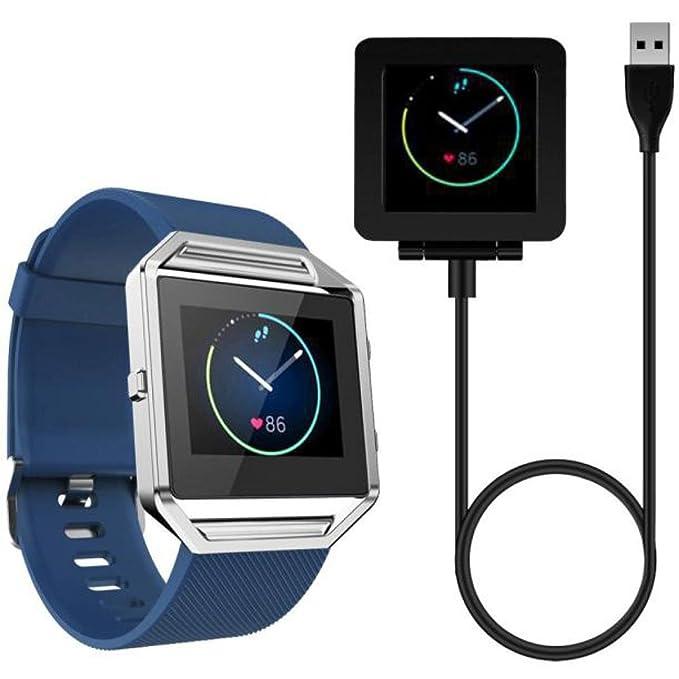 Para Fitbit Fitbit Blaze reloj inteligente banda con cable ...