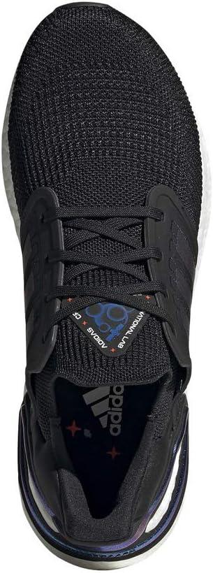 adidas Black/Boost Blue Violet Metallic/White
