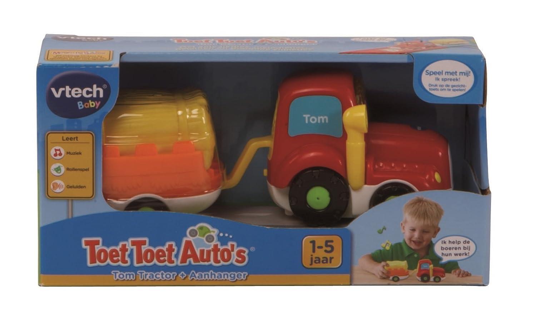 Toet Toet Garage : Vtech toet toet autos tom tra: amazon.co.uk: toys & games