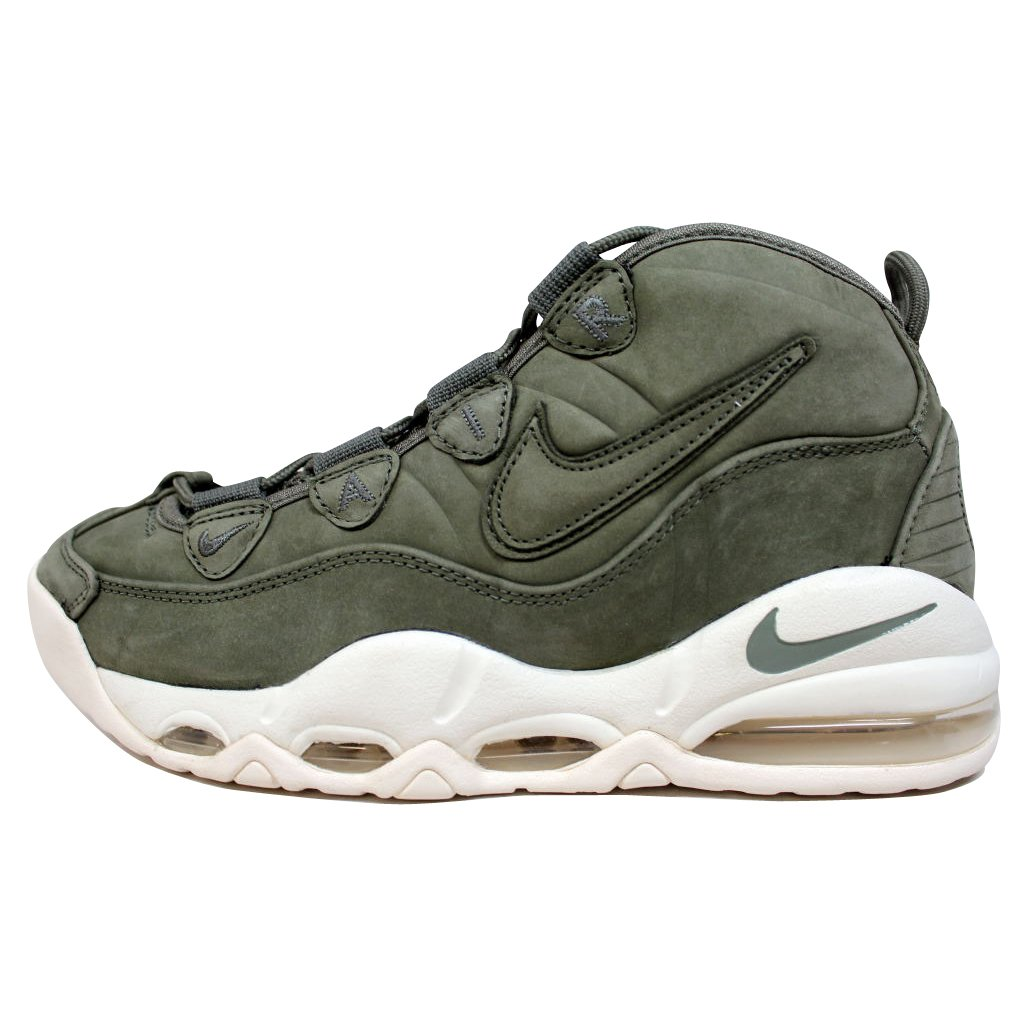 a54b92c8981ca3 Nike Air Max Uptempo Mens Hi Top Basketball Trainers 311090 Sneakers Shoes  (US 9. 5