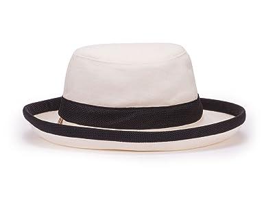 1dab0e4af0c Tilley Women s TH8 Hemp Hat  Amazon.co.uk  Clothing