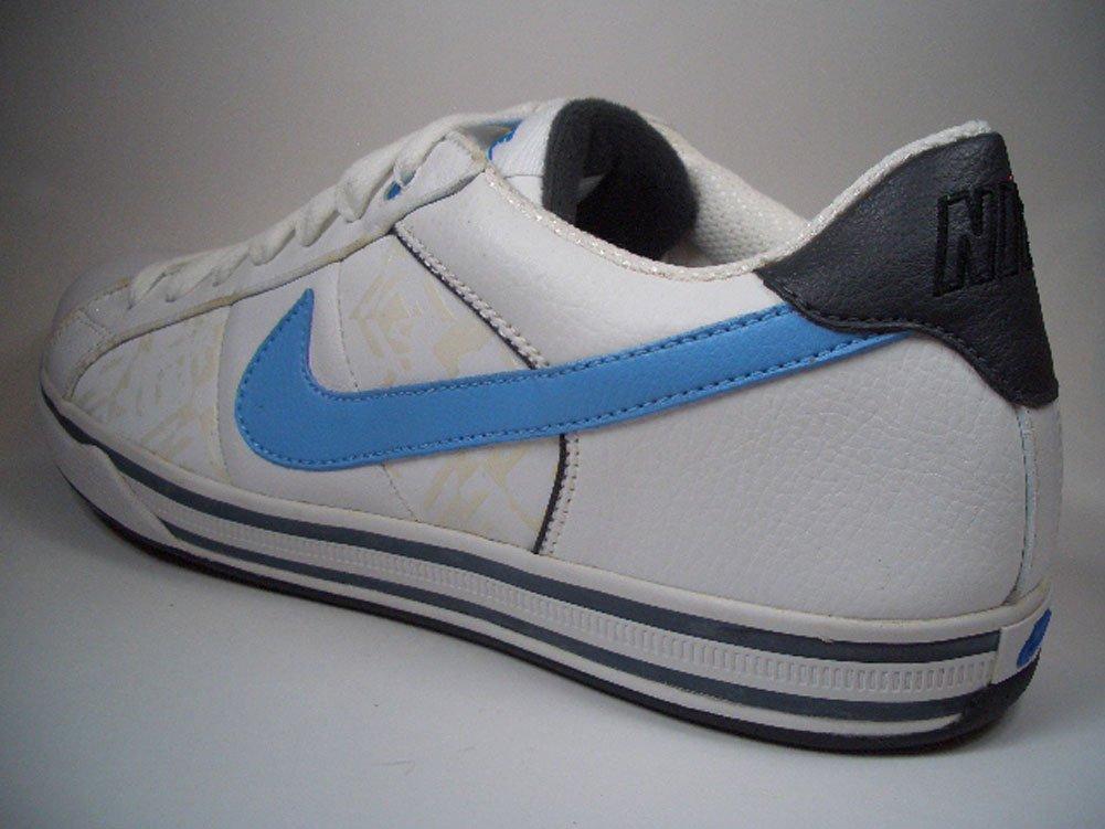 Nike ultra court 354149-141 blanc/bleu clair taille euro 42,5 uS/uK 9 8:  Amazon.fr: Sports et Loisirs