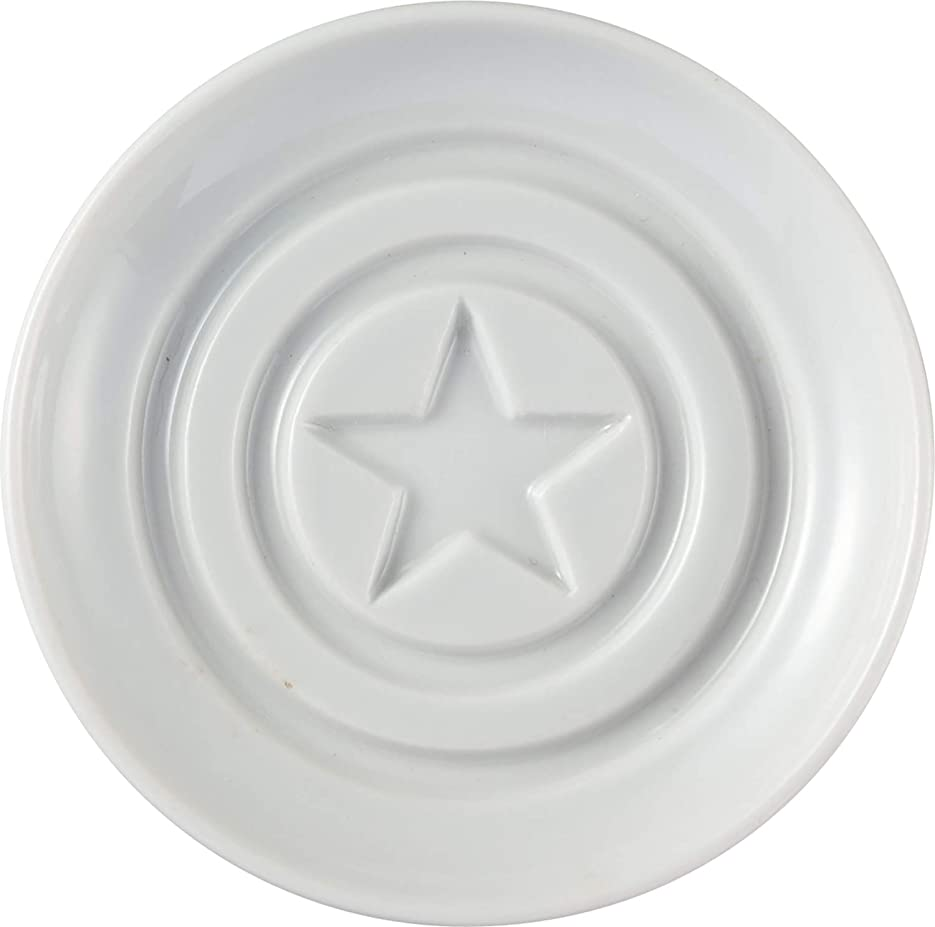百年ぶどうリーガンecru〈エクリュ〉の不思議なしょうゆ小皿