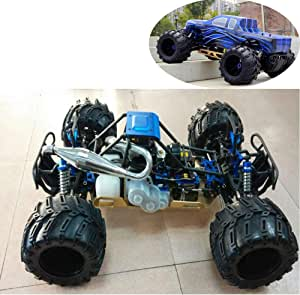 1/5Th Scale Petrol RC Car for Adult,4WD RTR Buggy with 32CC High Performance Gasoline Engine,Radio Controlled Monster Truck,Off-Road Toy Vehicle