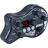 ammoon PockRock Portable Guitar Multi-Effects Processor Effect Pedal 15 Effect Types 40 Drum Rhythms Tuning Function…